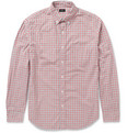 J.Crew - Gingham Check Cotton Shirt