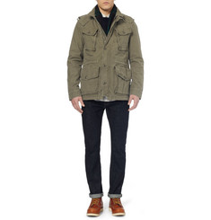 J.Crew Garrison Cotton Jacket