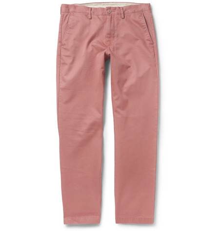 J.Crew Broken In Regular-Fit Cotton Chinos