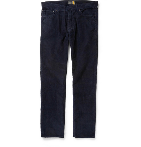 J.Crew 484 Slim-Fit Corduroy Trousers