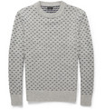 J.Crew - Birdseye Fair Isle Wool Sweater