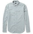 J.Crew - Check Cotton Button-Down Collar Shirt
