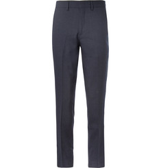 J.Crew Bowery Straight-Fit Wool Trousers