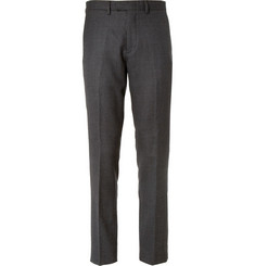 J.Crew Bowery Slim-Fit Prince Of Wales Check Wool Trousers