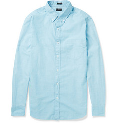 J.Crew Washed Cotton Button-Down Collar Shirt