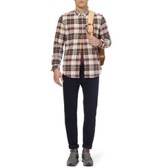 J.Crew Slim-Fit Check Cotton Shirt