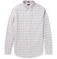 J.Crew - Slim-Fit Check Brushed-Cotton Shirt