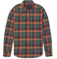 J.Crew - Check Cotton Shirt