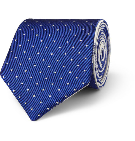 Canali Double-Sided Silk Tie