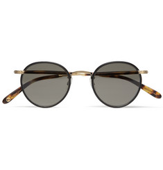 Garrett Leight California Optical Wilson Round-Frame Sunglasses