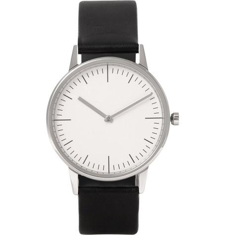 Uniform Wares150 Series Limited Edition Steel Wristwatch
