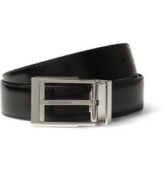 Lanvin Reversible Leather Belt