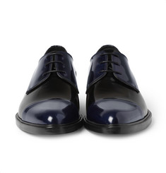 Givenchy Polished Leather Derbies