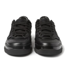 Givenchy Leather Low Top Sneakers