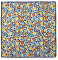 J.Crew - Floral-Print Wool-Twill Pocket Square