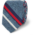 J.Crew - Fisher Striped Silk Tie