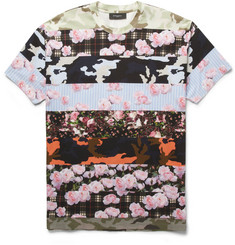 Givenchy Oversized Panelled T-Shirt