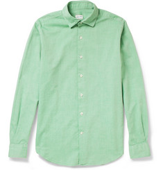 Slowear Glanshirt Slim-Fit Cotton Oxford Shirt