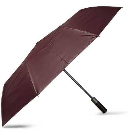Burberry Shoes & Accessories Automatic Collapsible Umbrella