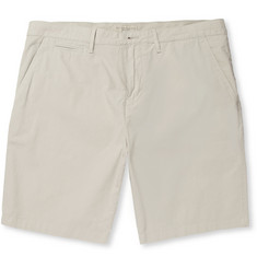 Burberry Brit Regular-Fit Brushed-Cotton Shorts