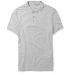 Burberry Brit Cotton-Jersey Polo Shirt