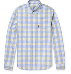 Burberry Brit Slim-Fit Check Cotton Shirt
