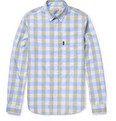 Burberry Brit - Slim-Fit Check Cotton Shirt