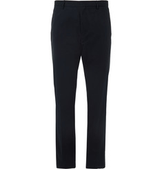 Burberry London Slim-Fit Cotton Trousers