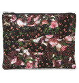 Givenchy Floral-Print Nylon Pouch