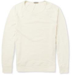 Bottega Veneta Double-Layered Cotton-Jersey Sweatshirt