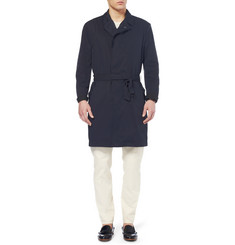 Bottega Veneta Lightweight Packaway Trench Coat