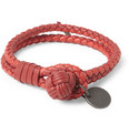 Bottega Veneta - Intrecciato Leather Knot Bracelet
