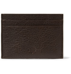 Mulberry Full-Grain Leather Cardholder
