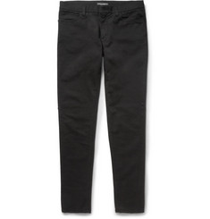 Dolce & Gabbana Green-Fit Slim-Fit Denim Jeans