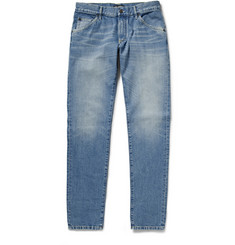 Dolce & Gabbana Gold-Fit Slim-Fit Denim Jeans