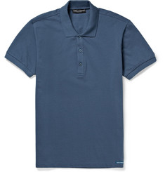 Dolce & Gabbana Cotton Polo Shirt