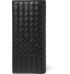 Bottega Veneta - Intrecciato Leather Travel Wallet