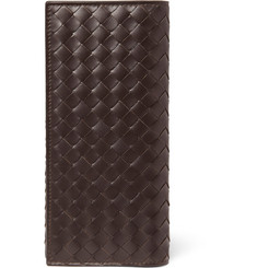 Bottega Veneta - Intrecciato Leather Chest Pocket Wallet