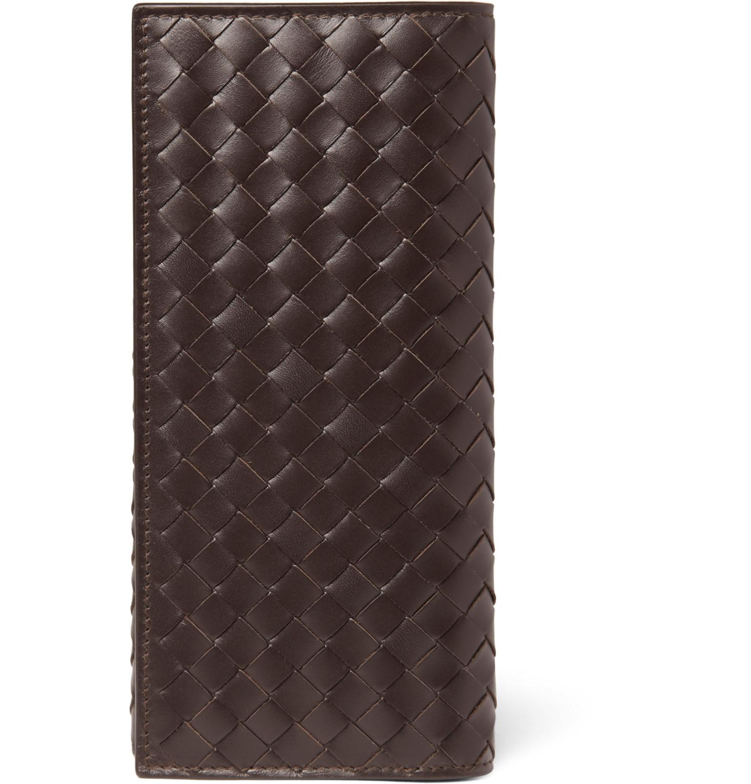 discount mens designer wallets kg0l  Bottega Veneta