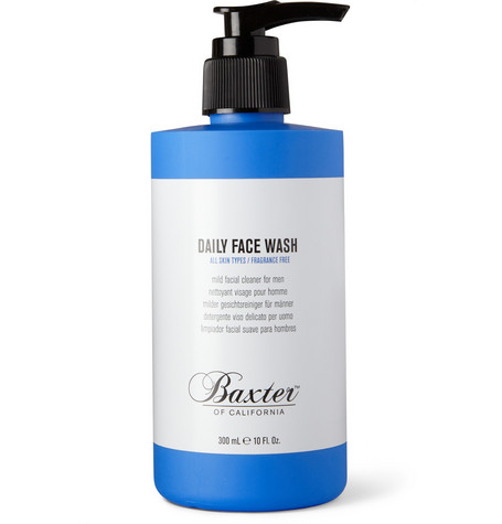 Baxter of California Daily Face Wash 300ml