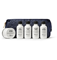 Baxter of California Travel Kit with Wash Bag