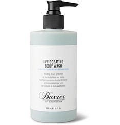 Baxter of California Invigorating Body Wash - Lime and Pomegranate, 300ml