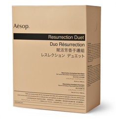 Aesop Resurrection Duet Hand Wash and Balm