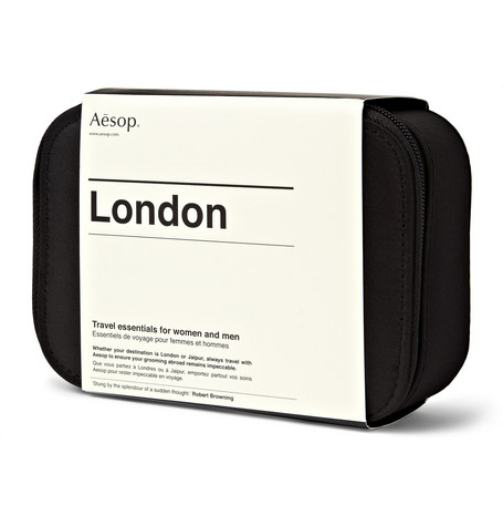 Aesop London Grooming Kit