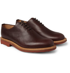 Mark McNairy Full-Grain One-Piece Leather Oxford Shoes