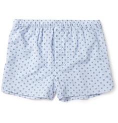 Derek Rose Arlo Cotton Boxer Shorts
