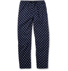 Derek Rose Nelson Cotton Pyjama Trousers