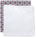 Derek Rose Two-Pack Cotton Handkerchiefs