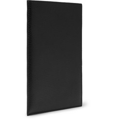 Smythson Full Grain Leather iPad Mini Sleeve