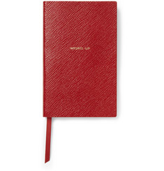 Smythson Word Up Leather Notebook